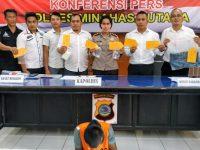 Hebat..! Polisi Kembali Bekuk Pengedar Narkoba Lintas Provinsi di Sulut