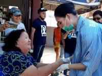 Bantu Masyarakat Terdampak Covid, SGR Menyisir Desa Sawangan dan Tanggari