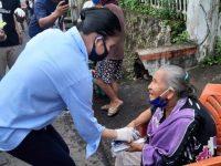 Bantu Masyarakat Terdampak Covid, SGR Sisir Wilayah Pantai Selatan