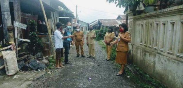 Camat Eightmi Desak Para Lurah Segera Kerjakan Proyek Dana Kelurahan