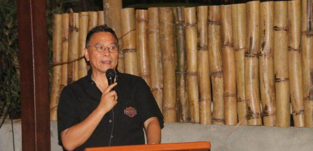 Wali Kota Kukuhkan Tim Kerja Tomohon International Bridge Tournament 2019