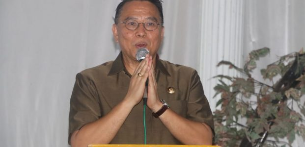 Jimmy Eman Sebut Pemerintah dan Masyarakat Wajib Menjaga Stabilitas Keamanan