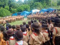 Diikuti 500 Lebih Pramuka, Spendubit Sukses Gelar Perkemahan Pramuka di Watudambo