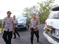 Di Pimpin Kapolri Tito, Puluhan Jenderal Kunjungi Kota Tomohon