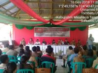 Komisi 1 DPRD Mitra Gelar Kunjungan Kerja