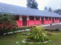 Hebat…! DAK Baru 2 Pekan Cair, Rehab Sekolah di Minahasa Masuk Finishing