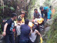 Berkat Layanan Darurat 112, BPBD, TNI dan Warga Selamatkan Mahasiswi Unima di Gunung Lokon