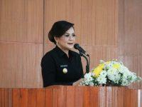 Hadiri Paripurna Dewan, Sompotan: Pemkot Dukung Penuh Propemperda Tahun 2020
