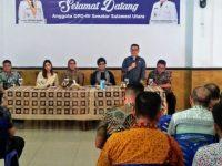4 Senator Sulut Sikapi DOB Provinsi BMR dan Kawasan Industri Mongondouw