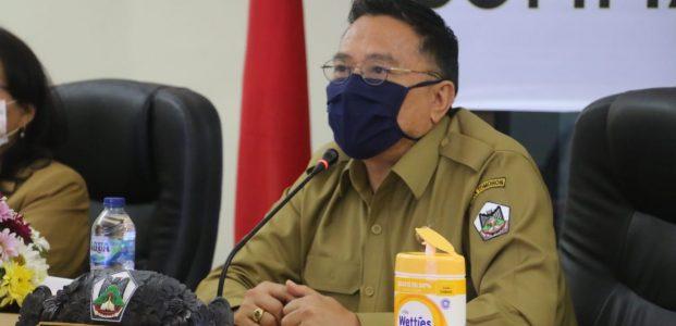 Berisi 9 Poin, Wali Kota Tomohon Terbitkan Maklumat Soal Penegasan Penanganan Corona