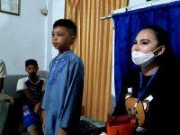 Bagikan Makan Sahur, SGR Sambangi Sejumlah Panti Asuhan di Manado