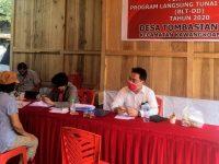 Bank SulutGo Salurkan BLT Rp420 Juta di Tujuh Desa Ini