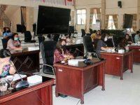 Bahas LKPJ Wali Kota 2019, Giliran Tiga PD Tomohon Ini Menghadap Gladys Turang Cs