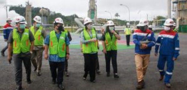 Dipimpin Ladys Turang, Pansus LKPJ Wali Kota Turun Lapangan