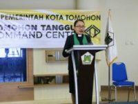 Gelar Ibadah Rutin di Tengah Pandemi Corona, Wali Kota Jimmy Eman Minta Terus Berdoa