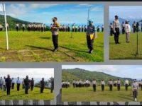 16 Personil Polres Tomohon Naik Pangkat, Kapolres Bambang: Lakukan Pelanggaran Kena Punishment