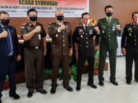 Haru AKBP Situmorang Warnai Puncak HUT Bhayangkara Polres Minahasa