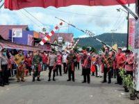Dicanangkan Roy Roring, Desa Kanonang Satu Jadi Kampung Mantap Covid 19