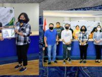 BPJS Tenaga Kerja Bantu 200 Paket Sembako Kepada Pemkot Tomohon