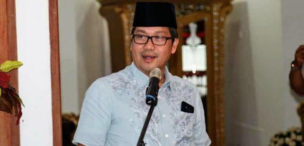 Di Depan Umat Muslim, Steven Kandouw Sebut Bangga Diberi Kesempatan Gubernur Olly