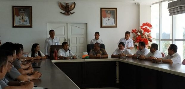 Pemerintah Kabupaten Minahasa Tenggara Sambut Tim Studi Kelayakan Polda Sulut