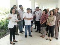Bupati James Sumendap Pantau Persiapan Pengoperasian RSUD Mitra Sehat