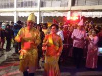 JFE-SAS Ikut Meriahkan Pesta Adat Tulude di Tomohon