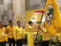 CEP Terpilih Kembali Jadi Ketua DPD 1 Golkar Sulut