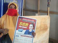 Penghujung Ramadhan, SGR Bantu Warga Muslim Desa Kema 3