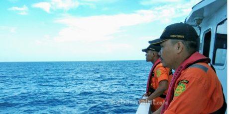Basarnas Hentikan Pencarian Korban Hilang KM Funka Murni di Perairan Pulau Siko