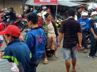 Sah..! Operasional Pasar Kawangkoan Ditutup Sementara Gegara Ini