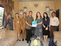 Tim Asia Education Foundation Kunjungi Pemkot Tomohon