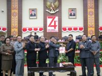 Gubernur Olly-DPRD Sulut Sepakati KUA PPAS 2020